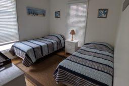 Upper Back Twin Bedroom