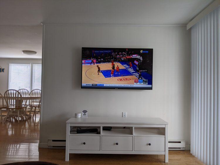 "New 55"" 4K Smart TV"