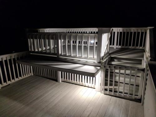 Roofdeck at Night